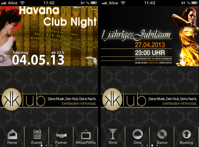 KKlub Dance Club